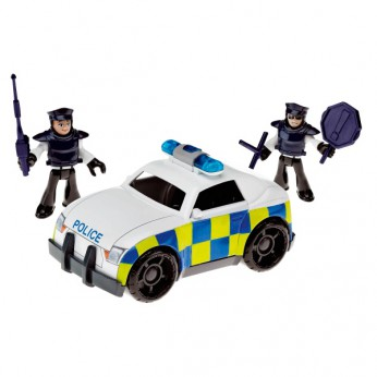 Imaginext Police Vehicle reviews