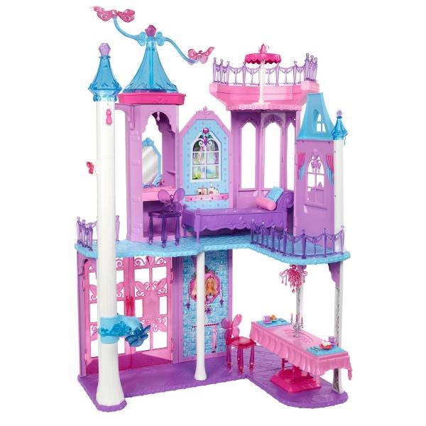 Walmart Toys For Boys : Barbie mariposa castle reviews toylike
