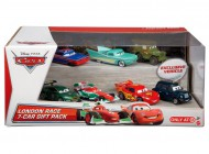 Cars Diecast 7 Car Gift Pack