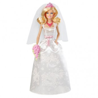 Barbie Royal Bride reviews