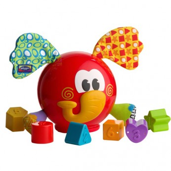 Playgro Elephant Shape Sorter reviews