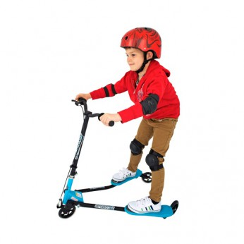 Sporter 1 Blue Scooter reviews