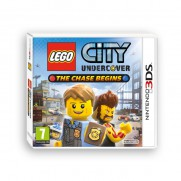 Lego City Undercover The Chase Begins 3DS
