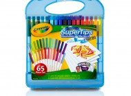 Crayola Supertips Marker and Paper Set
