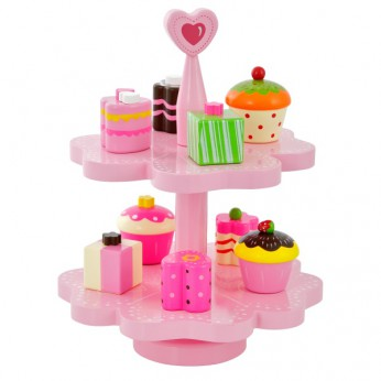 Wooden Magnetic Cake Stand – Heart reviews