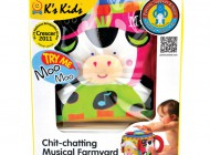 K's Kids Chit-Chatting Musical Farmyard