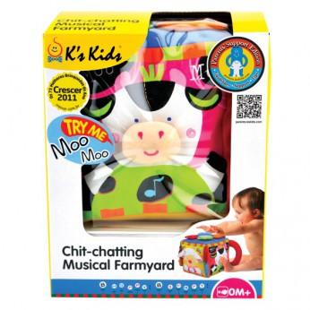 K's Kids Chit-Chatting Musical Farmyard reviews