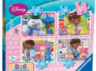 Doc McStuffins 4 in a Box