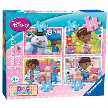 Doc McStuffins 4 in a Box reviews