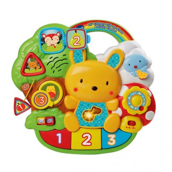 Little Friendlies 2 in 1 Activity Centre