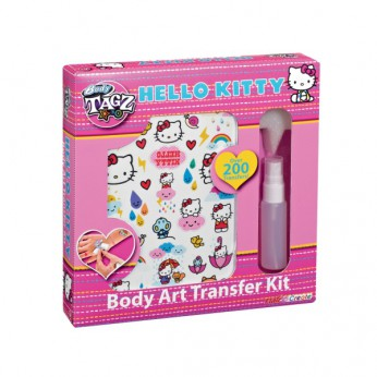 Body Tagz Hello Kitty Body Art Transfer reviews