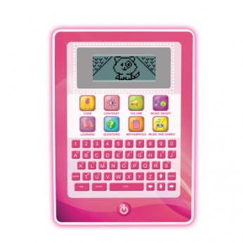 Kids Learning Pad Pink