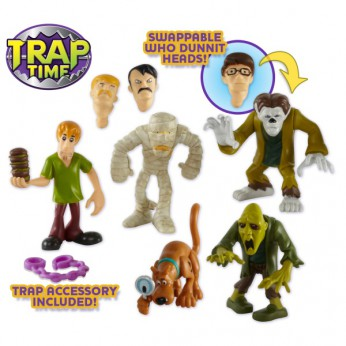 Scooby Doo 5 Figure Pack reviews