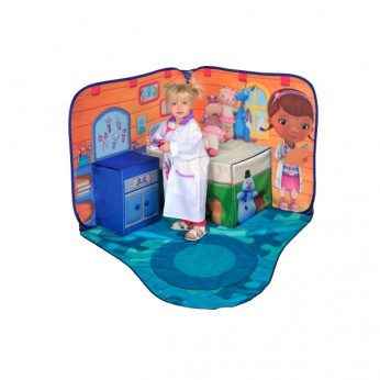 Doc McStuffins 3D Playscape reviews