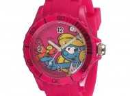 Smurfs Outdoor Watch Pink