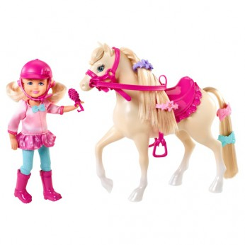Barbie Chelsea and Pony reviews
