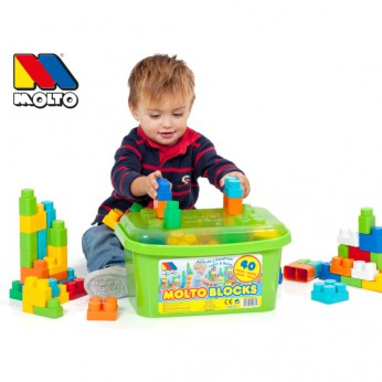 Molto Blocks Green Box 40pces reviews