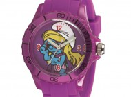 Smurfs Outdoor Watch Purple