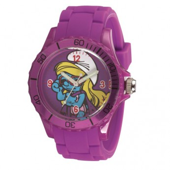 Smurfs Outdoor Watch Purple reviews