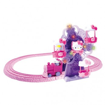 Hello Kitty Fun Fair Ferris and Train reviews