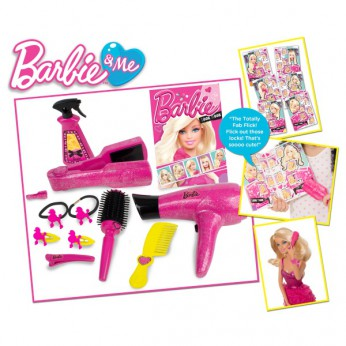 Barbie Hair Styling Book reviews