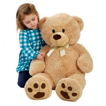 100cm Giant Cuddle Bear reviews