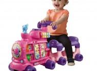 VTech Push and Ride Alphabet Train Pink