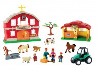 Electronic Farmhouse Playset