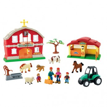 Electronic Farmhouse Playset reviews