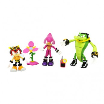 Sonic Team Chaotix Box Set reviews