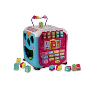 VTech Discovery Cube Pink reviews