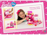 Barbie Coffee and Smoothie Maker