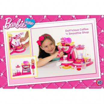 Barbie Coffee and Smoothie Maker reviews