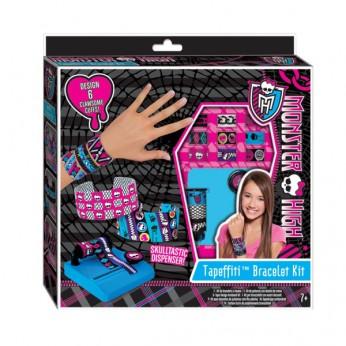 Monster High Tapefitti Bracelet Kit reviews