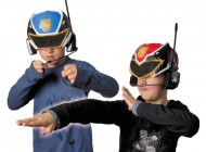 Power Rangers Megaforce Intercom Masks