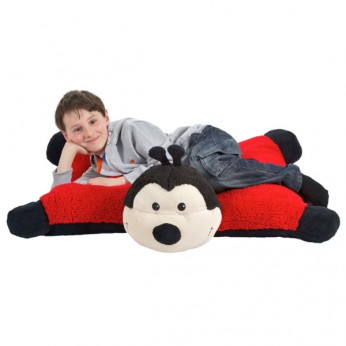 Giant Ladybird Pillow Pal reviews