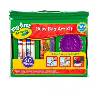 Crayola My First Busy Bag reviews