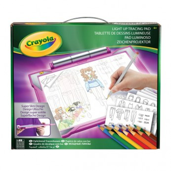 Crayola Light Up Tracing Pad reviews
