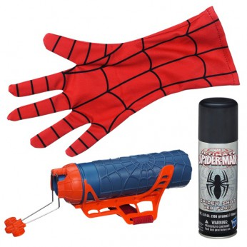 Spider-Man Mega Blaster Web Shooter with Glove reviews