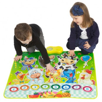 Animals' Party Playmat reviews