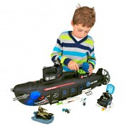 Soldier Force Submarine Playset