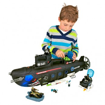 Soldier Force Submarine Playset reviews