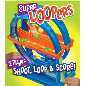 Super Loopers Board Game reviews