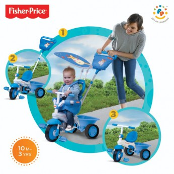 Fisher Price Elite Blue trike reviews