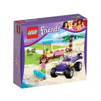 Lego Friends Olivias Beach Buggy 41010 reviews