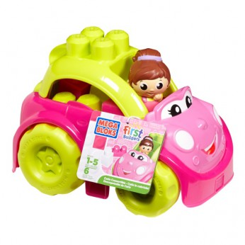 Mega Bloks First Builders Catie Convertible