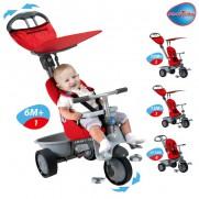 Smart Trike Recliner Red