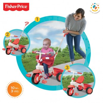 Fisher Price Classic Red Trike reviews