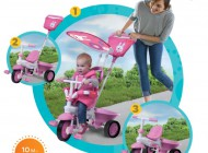 Fisher Price Elite Pink Trike