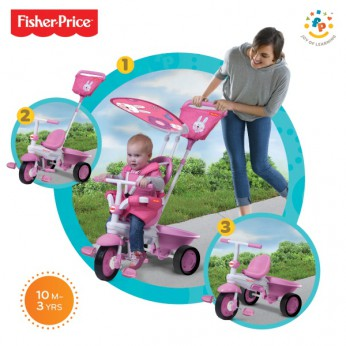 Fisher Price Elite Pink Trike reviews